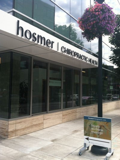 Hosmer Chiropractic at the Met