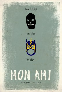 Mon Ami One Sheet