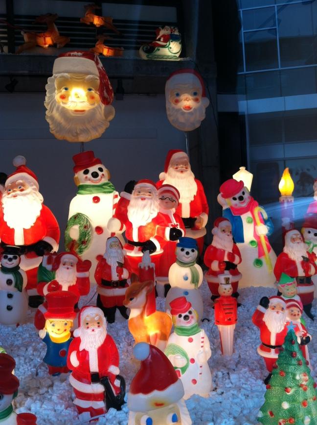 Chris' Santas